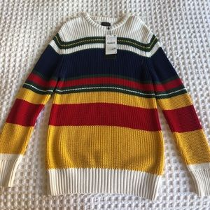 NWT Zara Men's Cable Knit Sweater